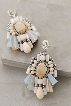Siljan Earrings