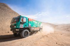 Equipor De Rooy Iveco - DAKAR 2013