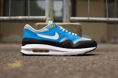 "Nike Air Max Lunar 1 ""Photo Blue"""