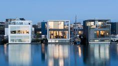 Architektur für den Klimawandel Die Welt lernt schwimmen