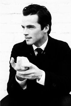 Ian Harding. I don't know who he is, but he's hot.