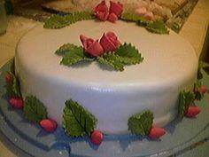 Il dolce forno di May: ♥ Cassata Siciliana Fiorita ♥