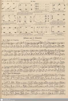 Page Sheet Music, Fashion Styles, Music Sheets