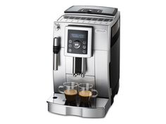 DeLonghi Bean to Cup Automatic Italian Espresso Machine with New Cappuccino System, Silver-Black Italian Espresso Machine, Machine Expresso, Espresso Machine Reviews, Espresso Coffee Machine, Cappuccino Machine, Automatic Espresso Machine, Best Coffee Maker, Beverage Center, Shopping