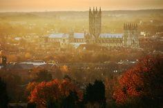 AUTUMN IN CANTERBURY KENT IMAGES - Google Search