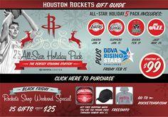 Houston Rockets Black Friday