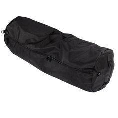 North Star GI Duffle Bag - 30in Diam 50in L - Midnight Black