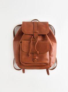 Madewell Transport rucksack.