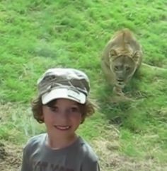 Watch What Happens When These Kids Face Off With Zoo Animals!