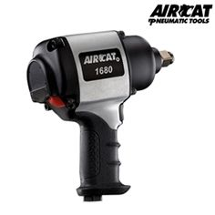 This torque gun / wrench is made of light weight aluminum