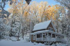 pretty little cabin