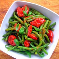Southern Italian Green Beans (Pressure Cooker)
