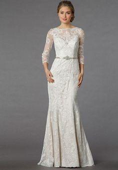 Danielle Caprese for Kleinfeld Wedding Dresses