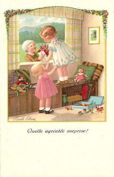 Pauli Ebner (1873-1949) — Old Post Cards (600x932)
