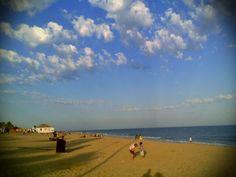 Playa de La Antilla, Huelva.
