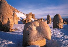 Nemrut Mountain & Harran Turkey