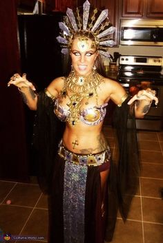 Akasha-Queen of the Damned - Halloween Costume Contest via @costumeworks