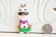 Whimsical Creations — Olaf in SUMMER