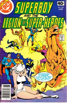 Superboy 1949-1979 1st Series DC 252 June 1979 by ViewObscura