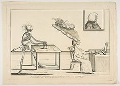 A Speedy & Effectual Preparation for the Next World     Etching May 1, 1777 -  Matthew Darly  (British, ca. 1720–1778 (?))