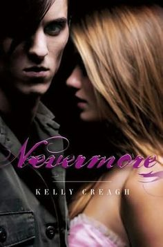 Kelly Creagh! Loved Nevermore! Enshadowed comes out in just a few days!
