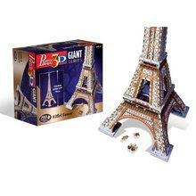 Giant Puzz 3D - Eiffel Tower. Available at OurPamperedHome.com