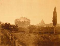Castel Sant'Angelo, 1887