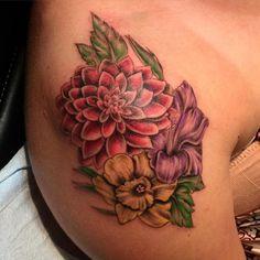 pin by lilibeth winters on tattoo 39 s pinterest daffodil tattoo tattoo and daffodil flower. Black Bedroom Furniture Sets. Home Design Ideas