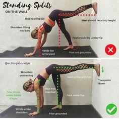 wall yoga poses handstand \ wall yoga ` wall yoga poses ` wall yoga sequence ` wall yoga for beginners ` wall yoga poses beginners ` wall yoga poses flexibility ` wall yoga poses stretching ` wall yoga poses handstand Bikram Yoga, Ashtanga Yoga, Yoga Moves, Yoga Exercises, Stretches, Flexibility Exercises, Yoga Workouts, Yoga Nature, Wall Yoga