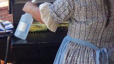 A cast member at the Liberty Square Market grills some fresh corn on the cob. Served hot, enjoy this snack with salt and fresh butter. Magic Kingdom Restaurants, Goldfish Crackers, Carrot Sticks, Cracker Jacks, Cast Member, Fresh Apples, Disney Dining, Potato Chips, Cob