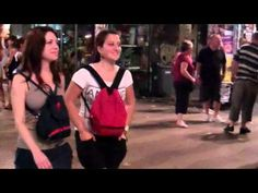 The secrets of the pickpockets - Barcelona - YouTube