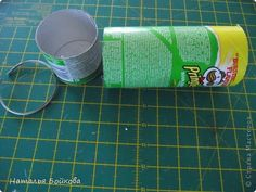 From Pringles Can to Pretty Vintage Box � DIY
