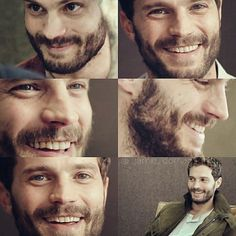 Stunning Jamie and his perfect smile