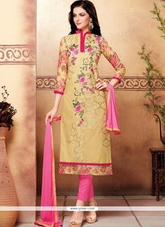 Especial Resham Work Churidar Designer Suit Model: YOS7258