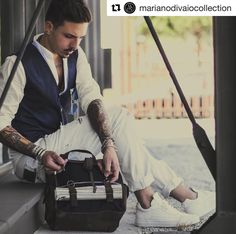 #Repost @marianodivaiocollection ・・・ Things you need to pack for your summer holidays: #MDVShoes ✌️ #kjøre #kjoreproject #photo #canon #instagram #friends #igers #handmade #wallets #accessories #vibram #shoes #backpacks #denim #canvas #wool #premium #newz