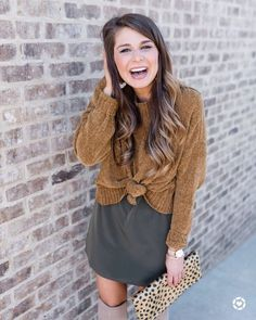 not me, just love this fall look Fall Winter Outfits, Autumn Winter Fashion, Early Fall Fashion, Early Fall Outfits, Winter Style, Outfits Otoño, Casual Outfits, Fashion Outfits, Sweater Over Dress