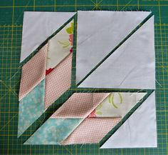 Pretty Little Quilts: Lovely, Lovely Lone Stars: The Basic Star Tutorial