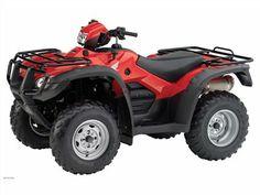 Honda 2013 FourTrax® Foreman® Rubicon® (TRX®500FA)  www.apachemotorcycles.com
