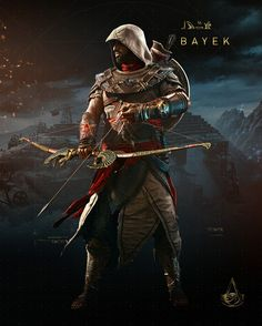 Bayek From Assassin's Creed Origins - The Hidden Ones