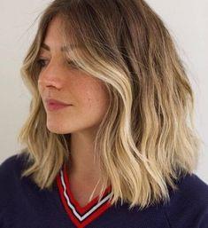 Long Hair Cuts, Short Hair Cuts, Long Hair Styles, Long Bob Haircuts, Blonde Hair, Trends, Stylish, Beauty, Pony