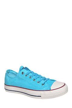 Converse All Star Ox Damen Sneaker Blau - http://on-line-kaufen.de/converse/37-5-eu-converse-chuck-taylor-all-star-wash-ox-3