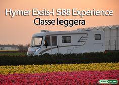 Hymer Exisis I 588 Experience - La prova completa su www.camperonlie.com