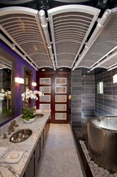 Featured in Gentry Design, Palo Alto Weekly and other publications - asian - bathroom - san francisco - Danenberg Design