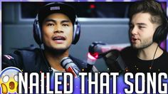"""Bugoy Drilon covers """"One Day"""" (Matisyahu) LIVE on Wish 107.5 Bus - Reaction"""
