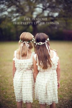 Life is about the pretty little things.  www.gracetheday.com