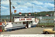 Captain Bill's Lake Rides Watkins Glen New York