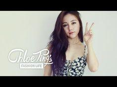 Chloe Ting's Fashion Life – Chloe is in Manila  Sunglasses with #GENTLEMONSTER