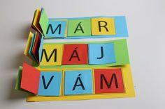 Ma egy olyan játékot készítettem, ami a kooperatív tanulási technikákat fejleszti, és persze a szókincs, szövegértés, olvasás területén nyújt segítséget. Nagyon egyszerű, semmi különleges eszközt nem igényel :) Special Education, Grammar, Homeschool, Parenting, Classroom, Teaching, Activities, Writing, Logos