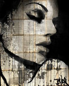 "Saatchi Art Artist Loui Jover; Drawing, ""further"" #art"