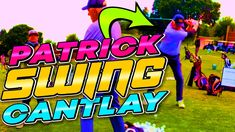 The most common swing flaw me and my golf students encounter involves how the upper body and spine sway against the direction of the golf ball rather than rotating against a golfer's hips or creating reverse pivot. As players begin experiencing these swing issues, many seek to repair other elements of their upper body rotation [...] The post PATRICK CANTLAY Swing Style   Golf VLOG appeared first on FOGOLF. Lower Body Muscles, Core Muscles, Golf Stance, Muscle Groups, Golf Ball, Upper Body, Glutes, Improve Yourself, Students